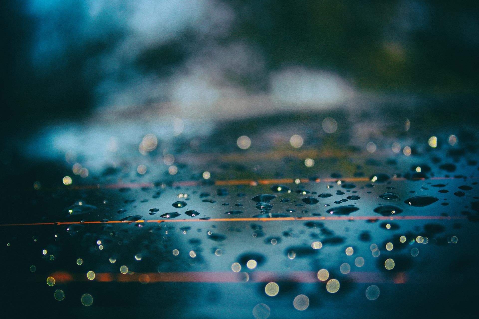 雨の旅にぴったりな音楽
