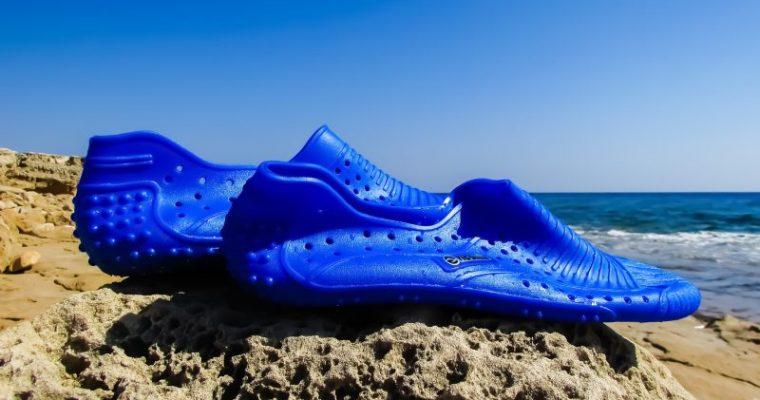 磯や川遊びに♪海の中まで履いて泳げるマリンシューズ