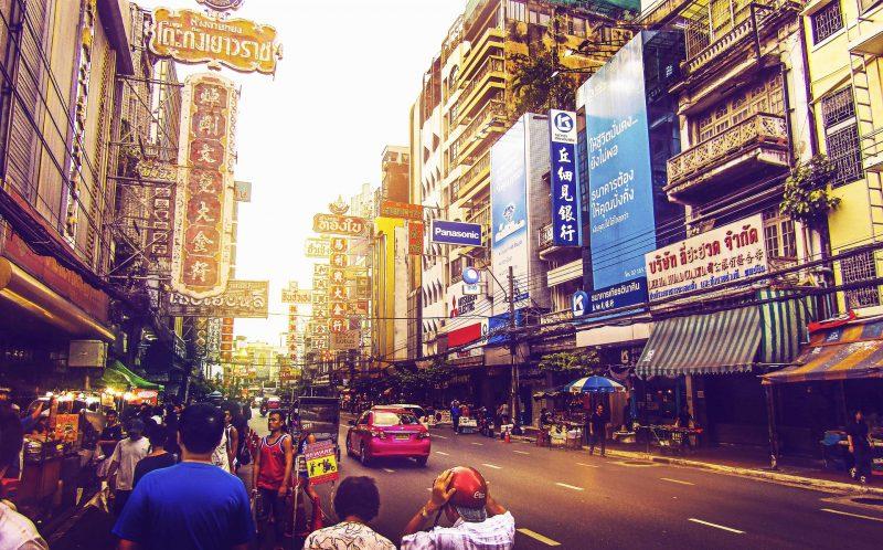 タイで役立つ言葉・気をつけるべきこと、それから物価のこと
