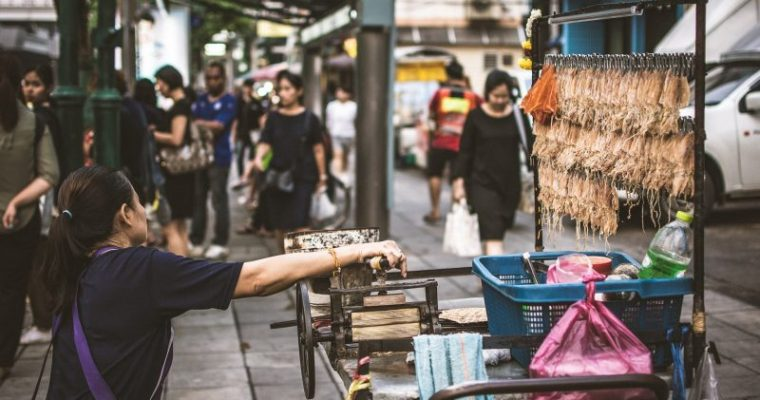 タイに住んでみて、感じたよかったことやびっくりしたこと