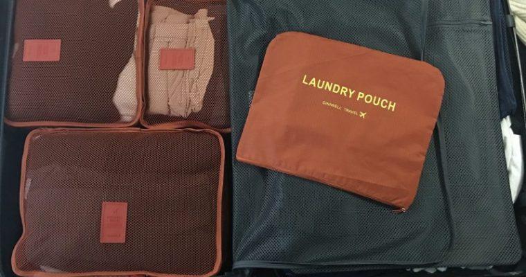 スーツケースや旅行鞄の中がすっきり変わる!おすすめトラベルポーチ