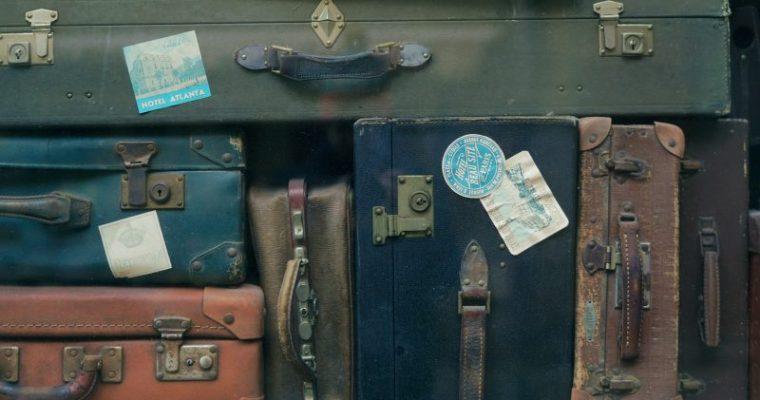 旅行や出張が楽しくなるオシャレなスーツケース