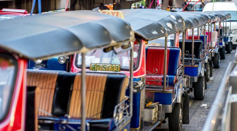 タイ在住がオススメする女子旅でタイを満喫できるコース