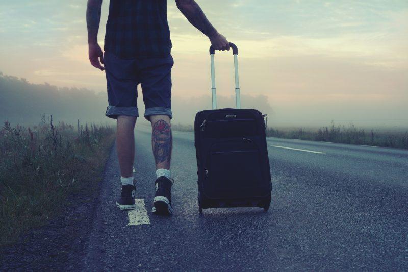 1泊2日の旅行や出張におすすめスーツケース・キャリーケース