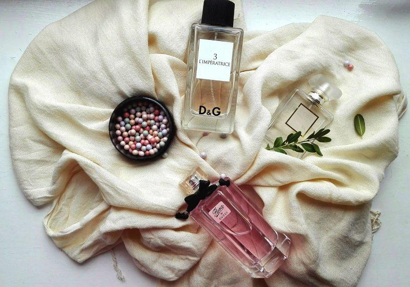 体温で香りを変える「香水」の神秘