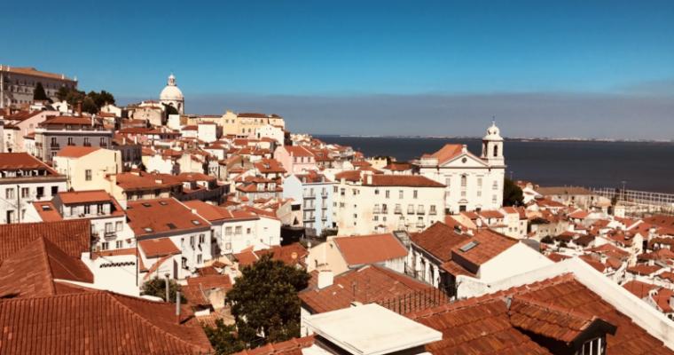 一度は行って欲しいユーラシア大陸最西端!ポルトガルの魅力をご紹介!
