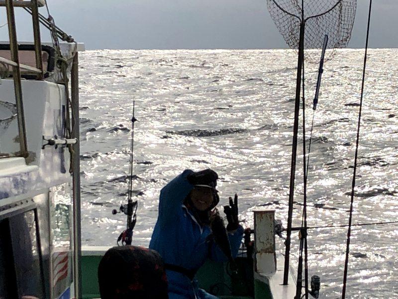 いざ大洗の海へ!サイタビ編集部釣り日記