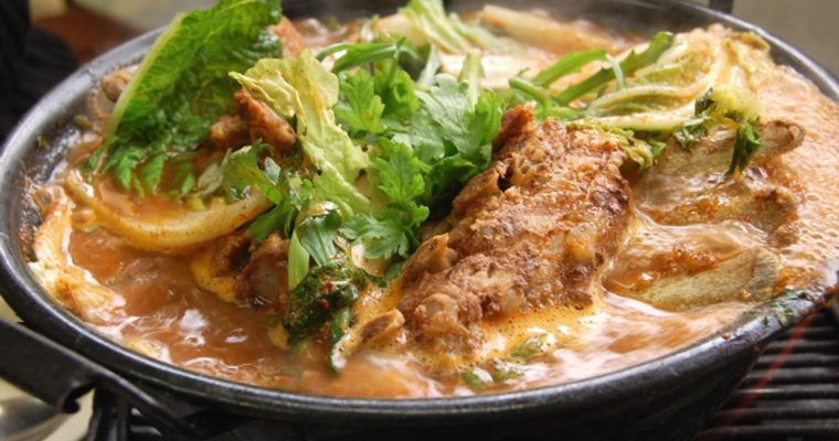 韓国に住んでいてた日本人が薦める韓国料理