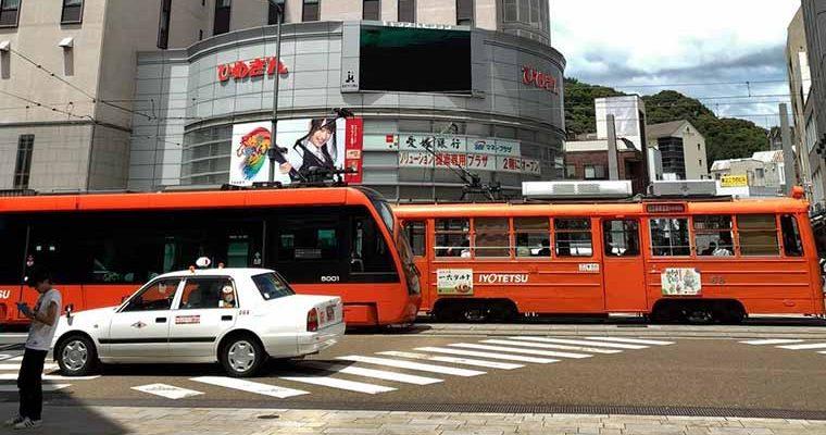 四国・愛媛旅行を楽しむ観光満喫コース・インスタ映えスポットなど